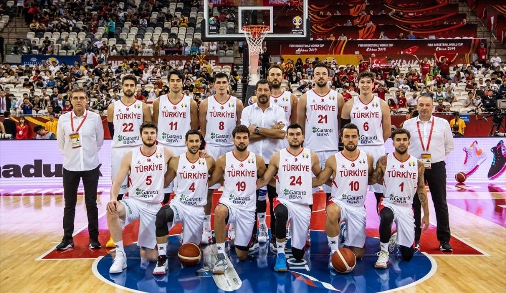 Basketbolda Olimpiyat Elemeleri'ne katılacak takımlar belli oluyor!