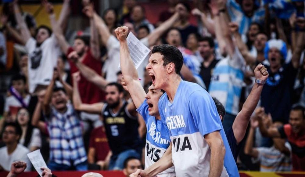 Arjantin, Sırbistan'ı 97-87 yenerek yarı finale yükseldi