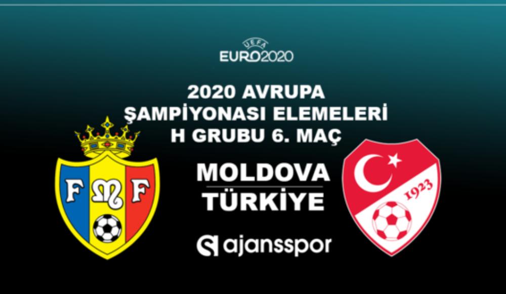Moldova - Türkiye (Canlı Skor)