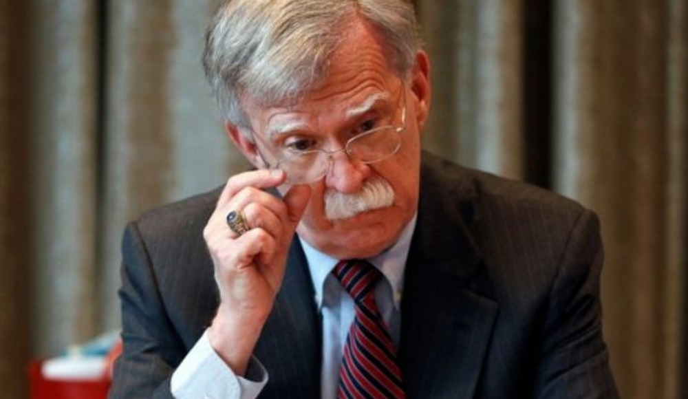 John Bolton görevden alındı