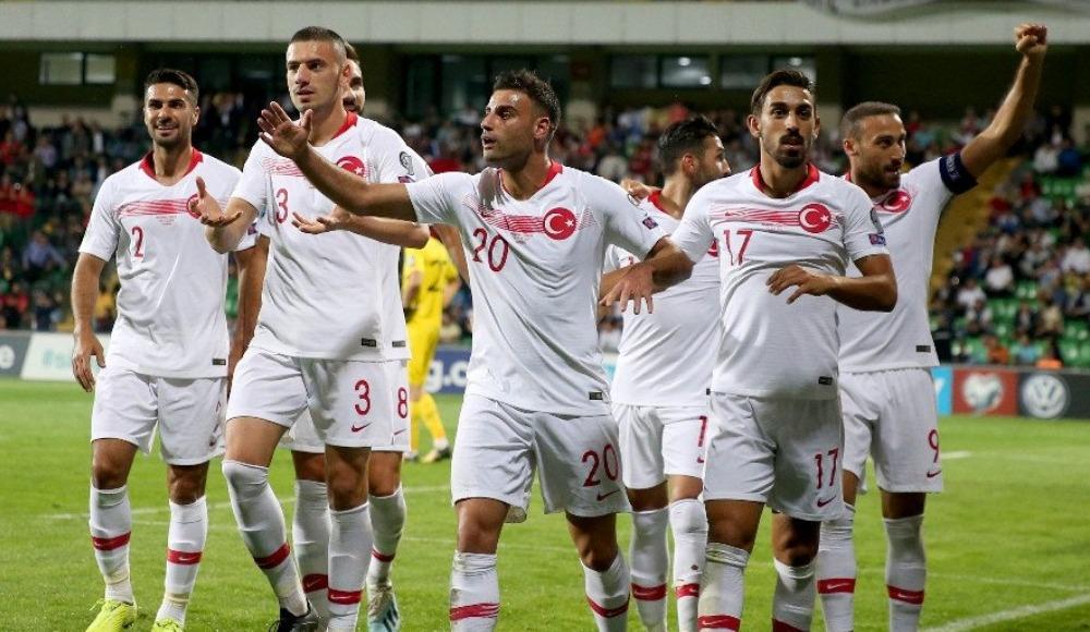 Türkiye 15 puana yükseldi! İşte grupta oluşan son durum...
