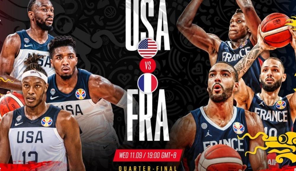 ABD - Fransa (Canlı Skor)