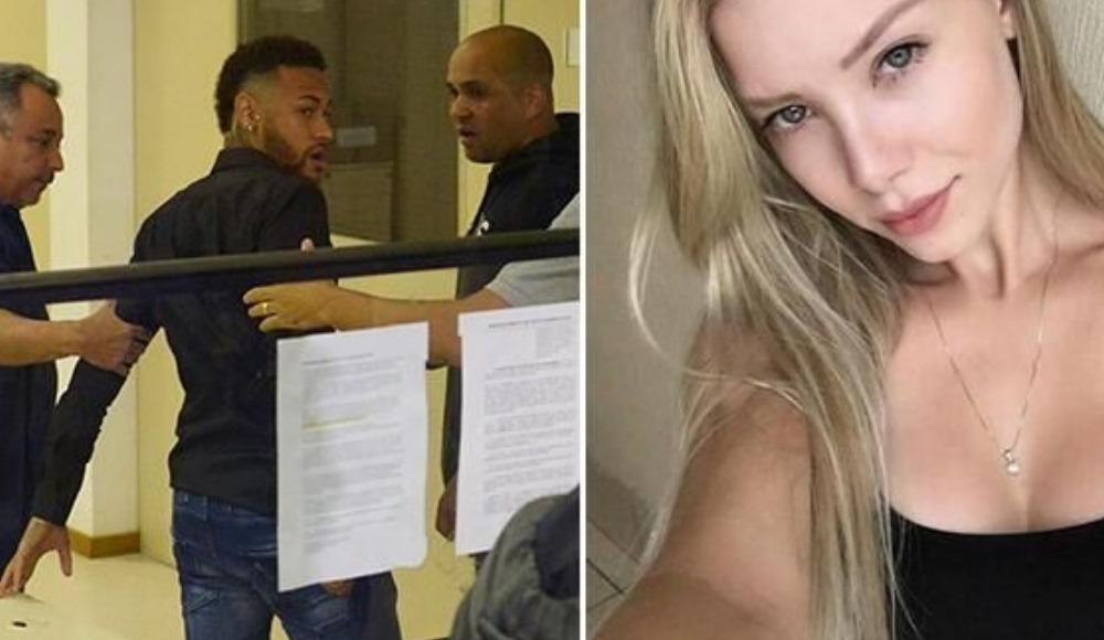 Neymar'a tecavüz suçlamasında yeni bir gelişme yaşandı!