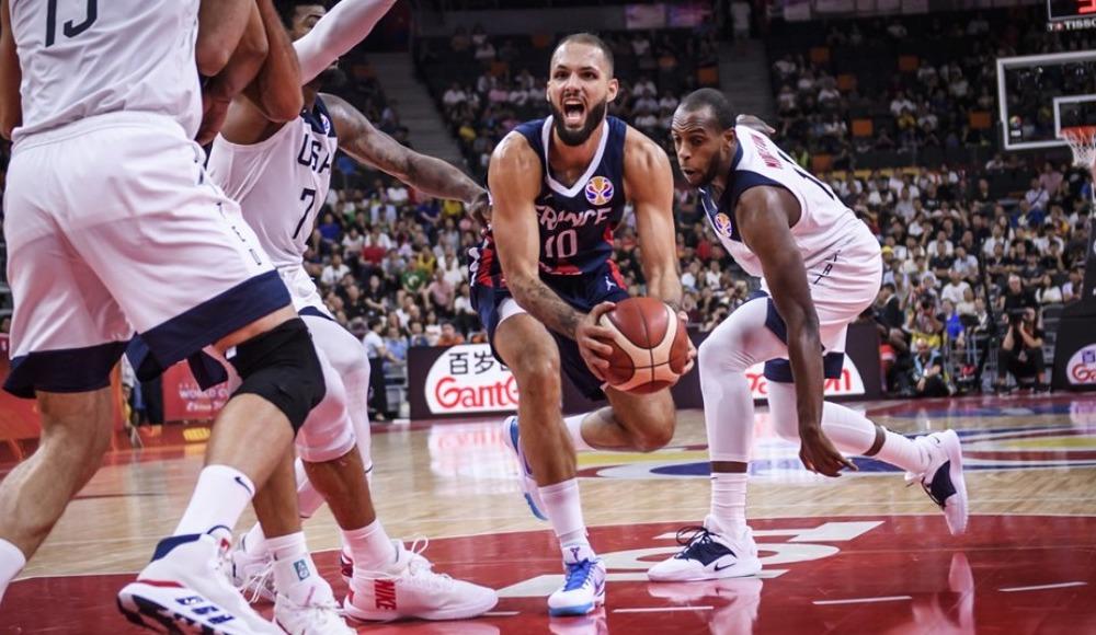 Fransa, ABD'yi devirdi yarı finale yükseldi!