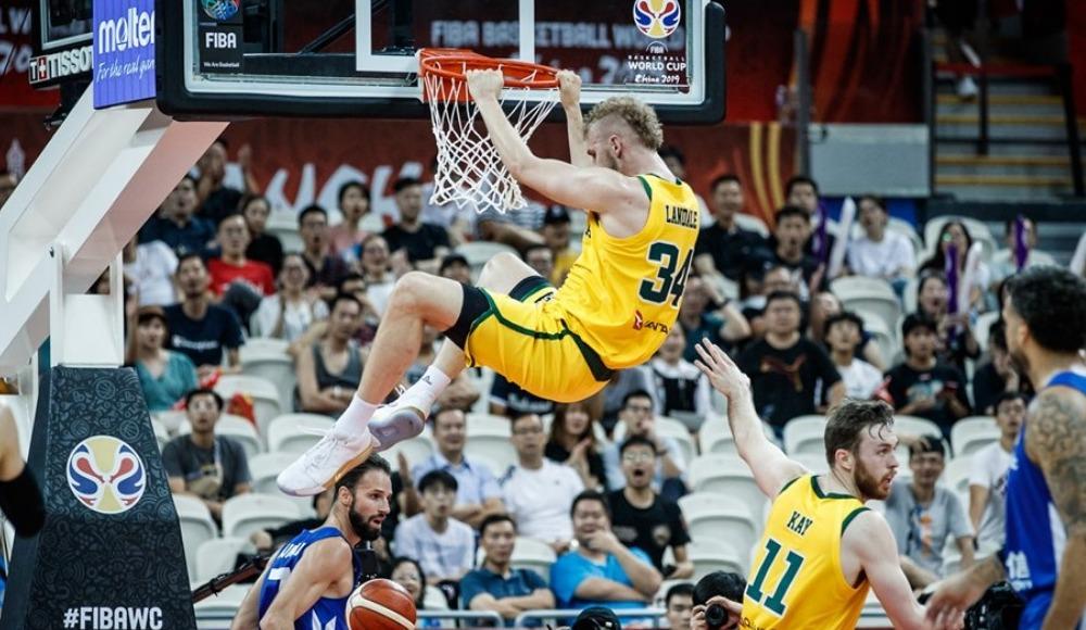 Çekya'yı mağlup eden Avustralya, yarı finalde İspanya'nın rakibi oldu