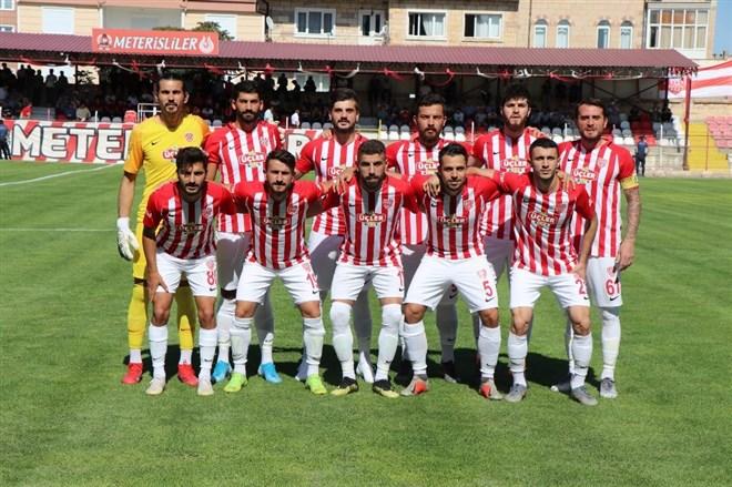 Nevşehir Belediyespor kupaya veda etti