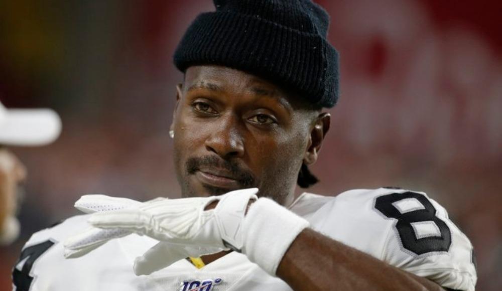 NFL yıldızı Antonio Brown'a tecavüz suçlaması