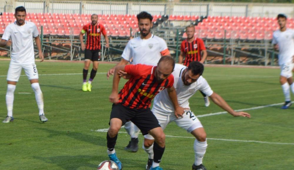 Somaspor Ziraat Türkiye Kupasında bir üst turda