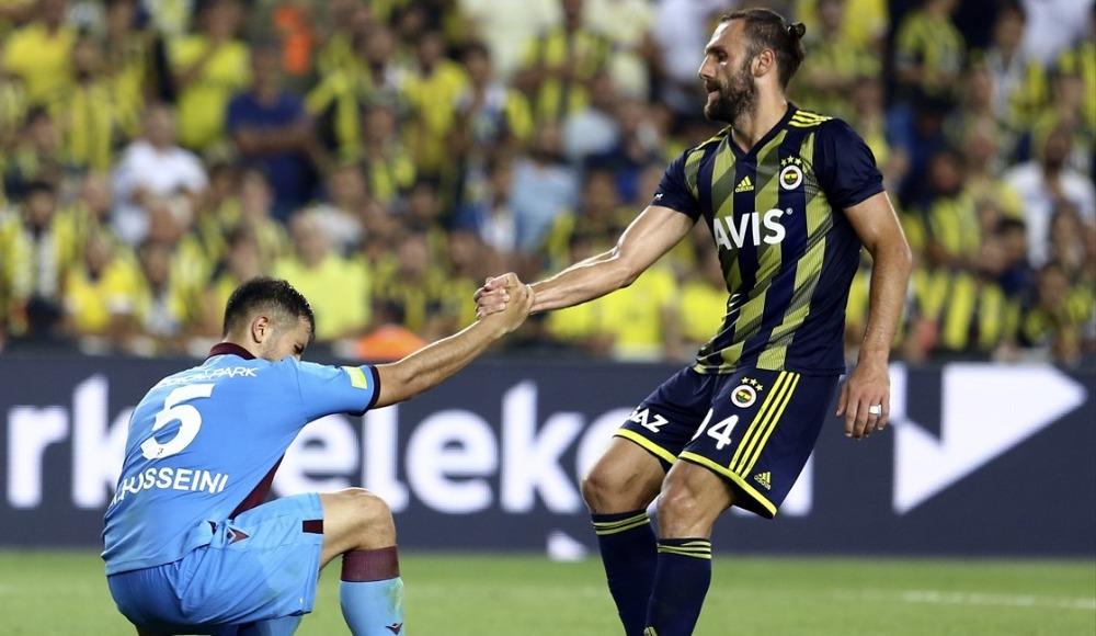 Trabzonspor - Fenerbahçe maçı hakemi belli oldu
