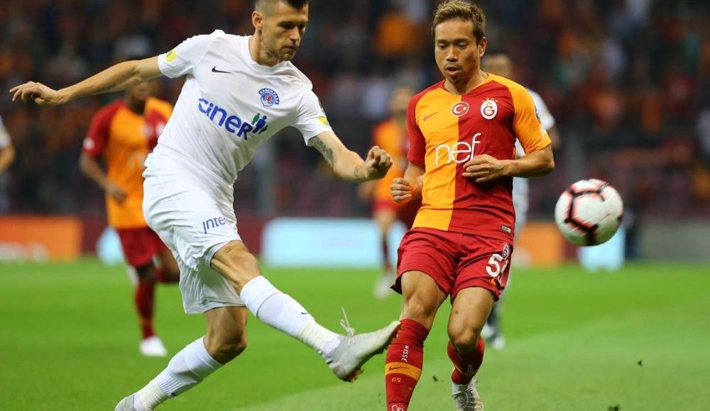 Galatasaray-Kasımpaşa maçları gollü geçiyor! Son 10 maçta 3.9 gol ortalaması...