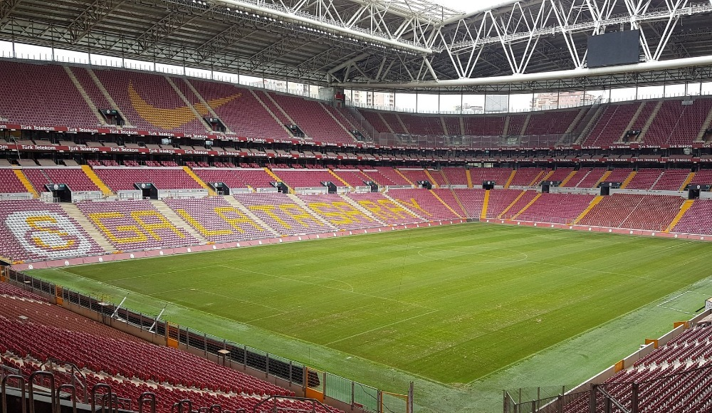 Türk Telekom Stadyumu'na kilitli koltuk modeli