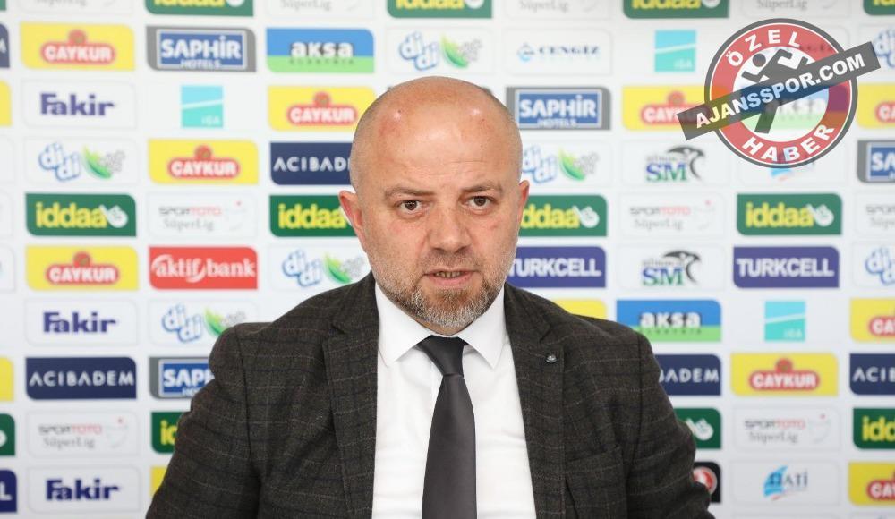 """Rizespor'dan hakem açıklaması: """"Her hafta hakemleri..."""""""