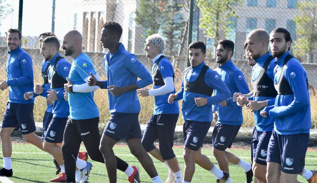 """Muzaffer Bilazer: """"Erzurumspor'u Avrupa'ya taşımak istiyoruz"""""""