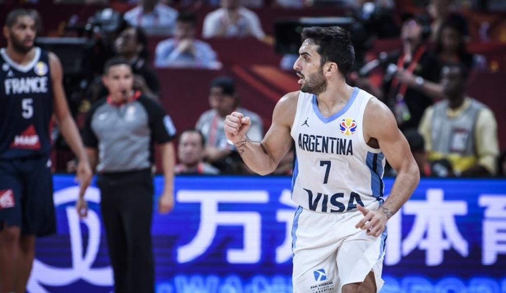 Arjantin, 2019 FIBA Dünya Kupası'nda finalde