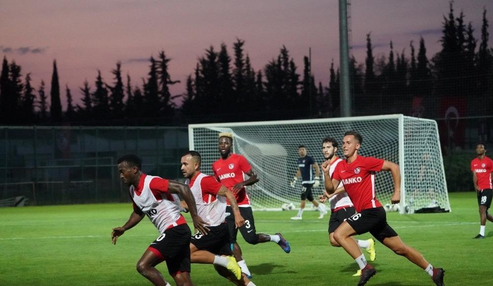Gazişehir Gaziantep, Beşiktaş maçına hazır