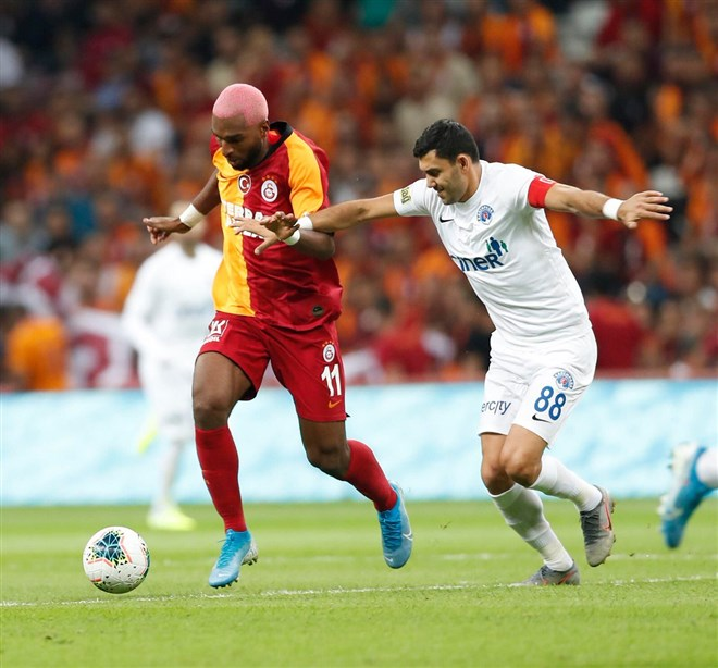 Galatasaray 38 maç