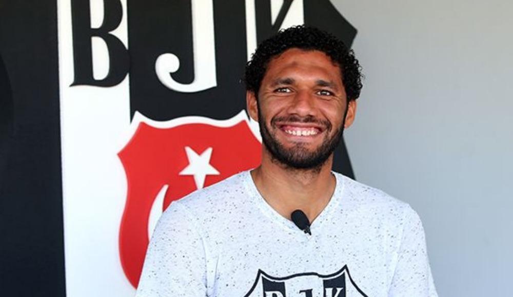 """Mohamed Elneny: """"Beşiktaş'ta iz bırakacak bir iş yapmak istiyorum"""""""