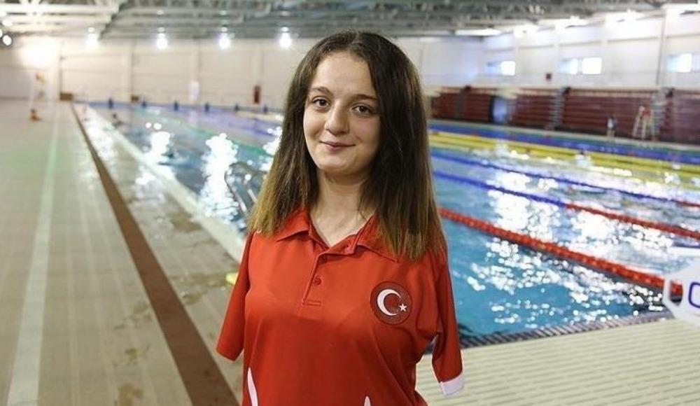 Sümeyye Boyacı: Türkiye için umuda yüzeceğim!