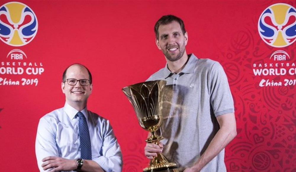 FIBA'dan Nowitzki'ye görev!