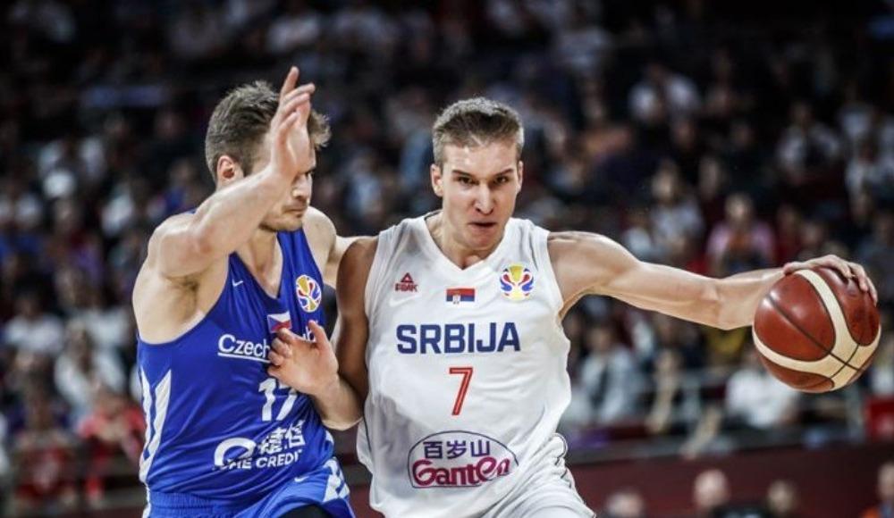 Bogdanovic damga vurdu, Sırbistan 5. oldu!
