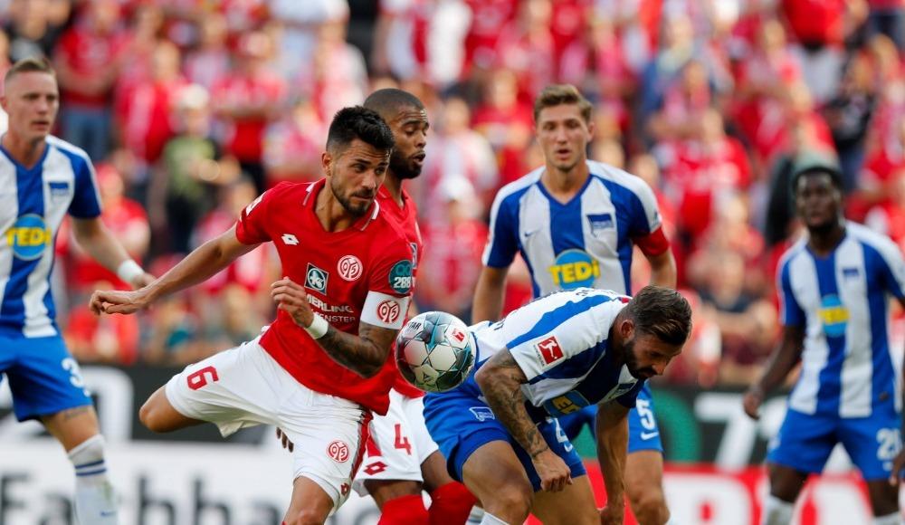 Mainz 05 iki golle kazandı!