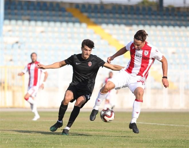Bak Spor, sahasında Samsunspor ile 2-2 berabere kaldı