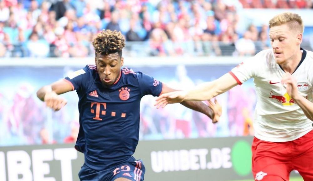 RB Leipzig, sahasında Bayern Münih ile 1-1 berabere kaldı