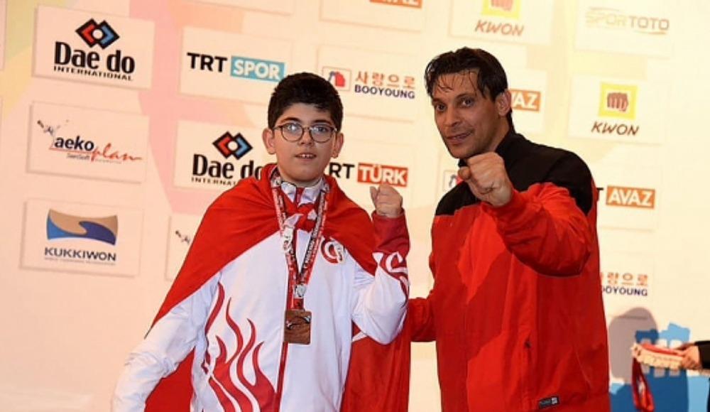 Fahrettin'in yeni hedefi dünya şampiyonluğu