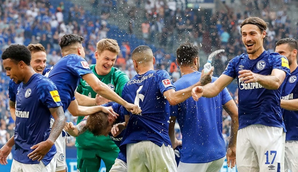 Paderborn - Schalke (Canlı Skor)