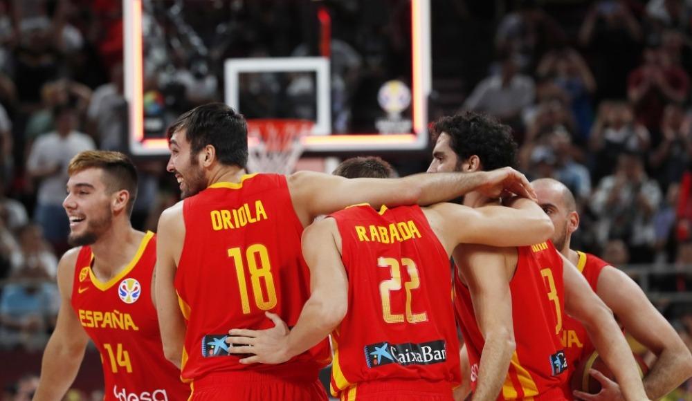 2019 FIBA Dünya Kupası şampiyonu İspanya oldu!