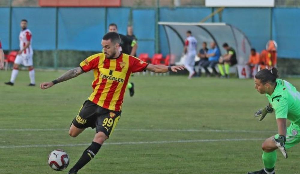 Göztepe 2005-06 sezonundan sonra ilk 4 haftada gol atamayan ilk takım oldu!