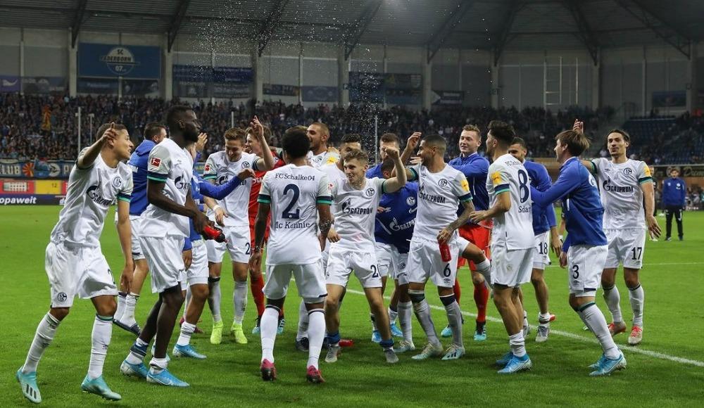 Schalke 04, Paderborn'u deplasmanda 5-1 ile geçti