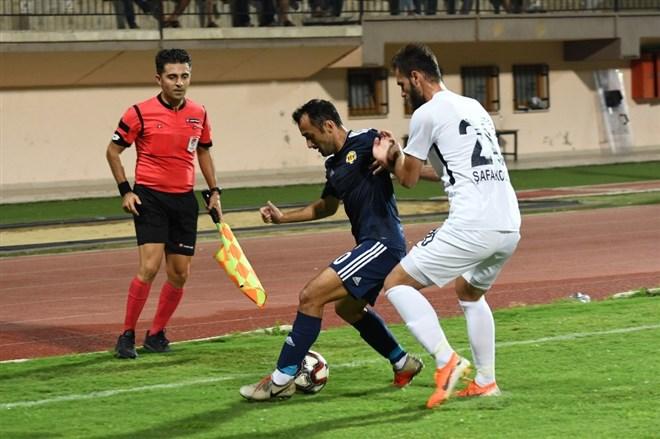 Tarsus İdman Yurdu, sahasında Sarıyer'i 2-0 yendi