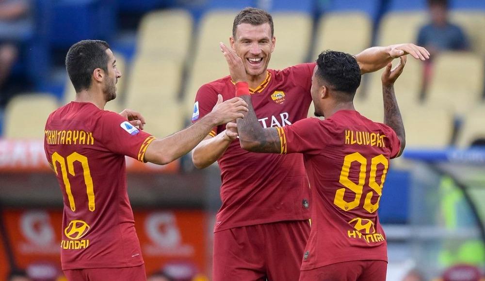 Roma, Sassuolo'yu farklı geçti! 4-2
