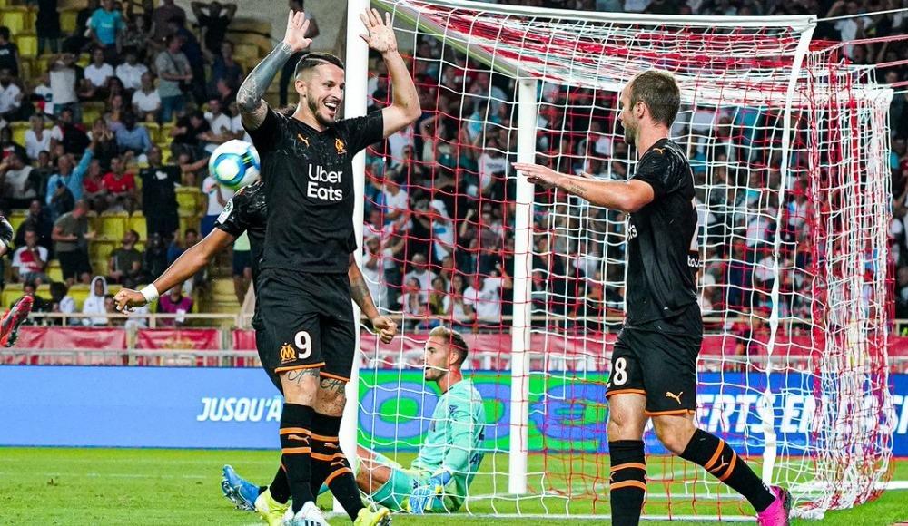 Gol düellosunda kazanan Marsilya: 3-4!