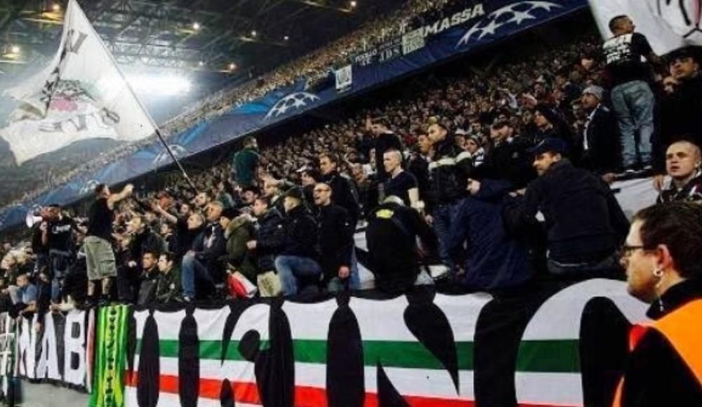 İtalya'da Juventus taraftar gruplarına operasyon