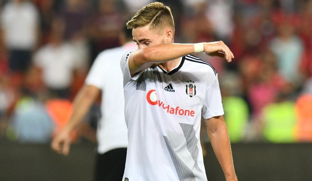 Beşiktaş'tan Boyd kararı!