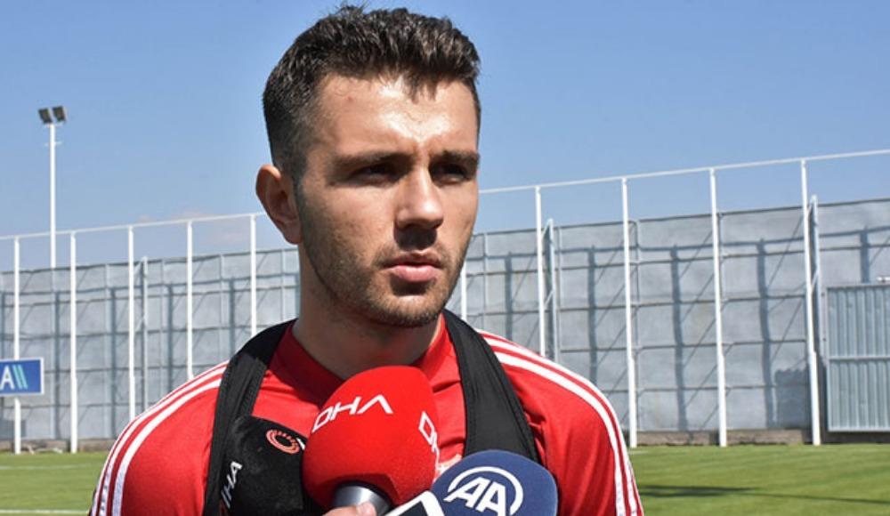 """Emre Kılınç: """"Trabzonspor'u yeneceğimizi düşünüyorum"""""""