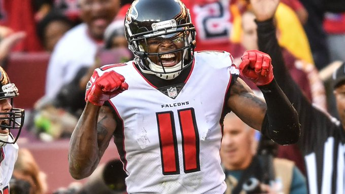 HAFTANIN HÜCUMCUSU: JULIO JONES (ATLANTA FALCONS)