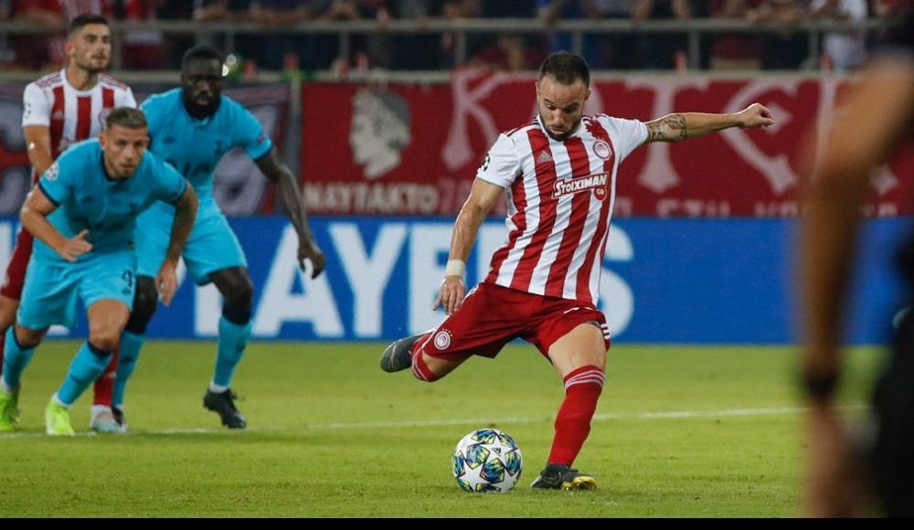 Valbuena'dan müthiş başlangıç! Olympiakos'ta..