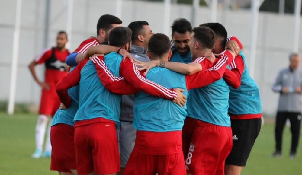 Sivasspor, Trabzonspor'a hazırlanıyor