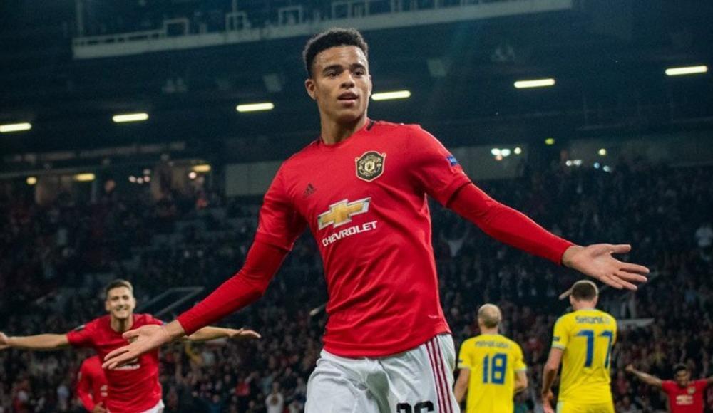17 yaşındaki Grenwood, Manchester United'a galibiyeti getirdi!