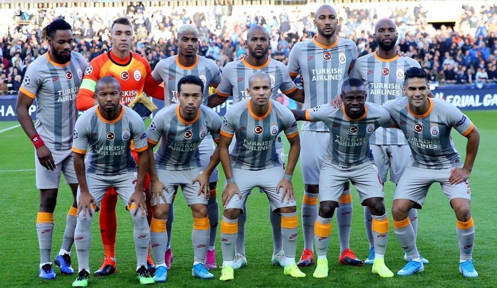 Galatasaray'da derbi öncesi dikkat çeken iç saha performansı