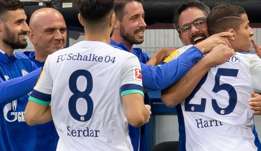 Schalke 04 - Mainz 05 (Canlı Skor)