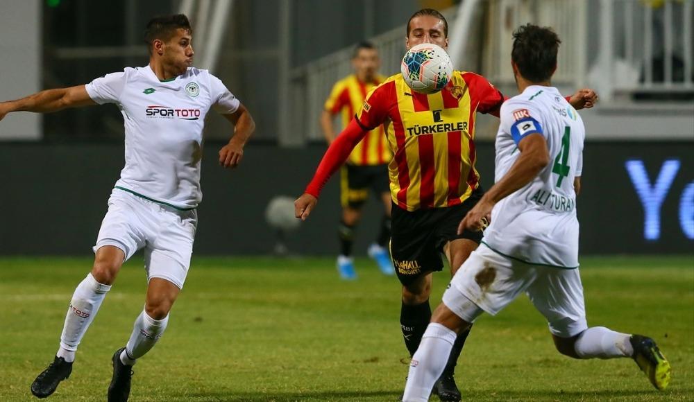 Göztepe'de bu sezonun ilk golü Alpaslan Öztürk'ten