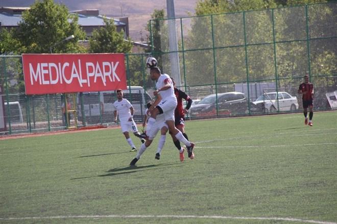 Elazığ Belediyespor FK, sahasında Fethiyespor'la 1-1 berabere kaldı