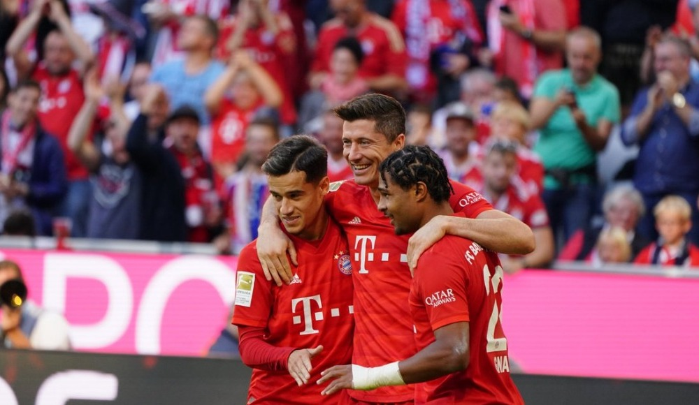 Bayern Münih, Köln'ü farklı geçti 4-0!