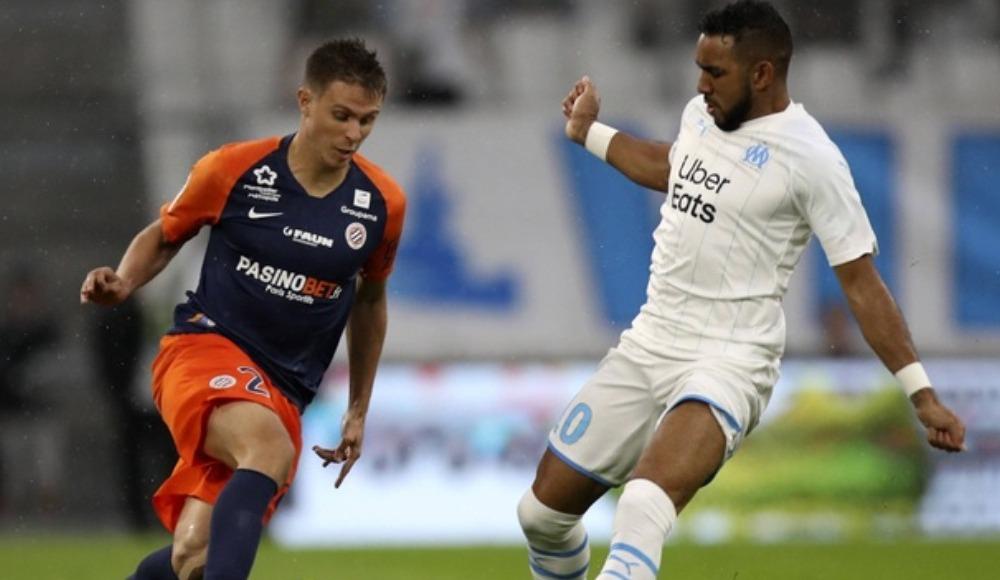 Marsilya'nın hızını Montpellier kesti!