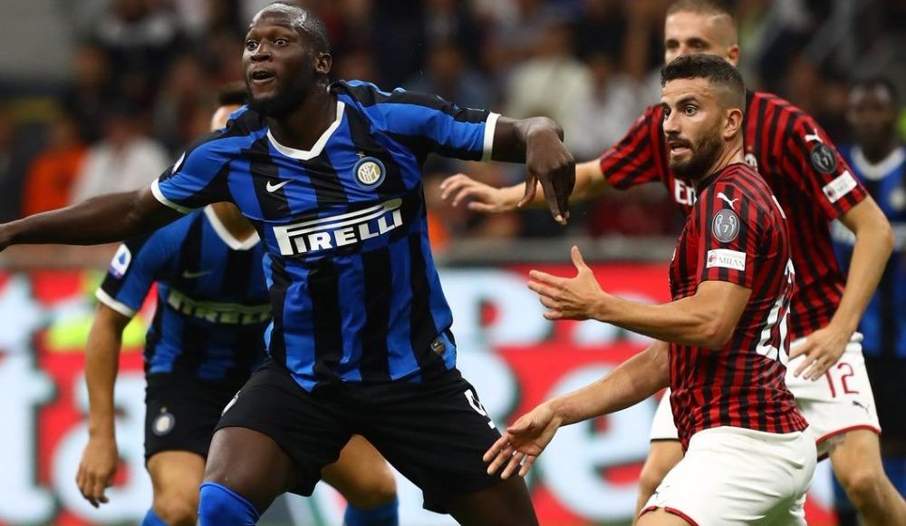 Milano derbisinde kazanan Inter! AC Milan 0-2 Inter