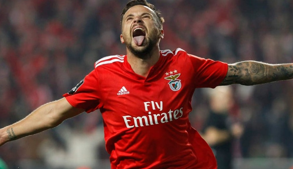 Benfica 90'da attığı golle deplasmanda kazandı!